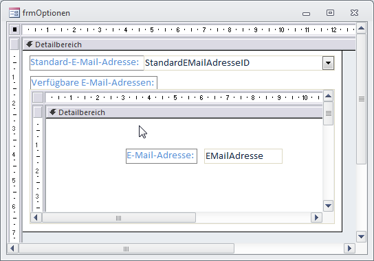 gleiche e mail an mehrere empfänger