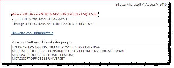 TreeView 64bit ist da – Anwendungen umrüsten [Access im Unternehmen]
